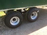 Upgraded agri tyres