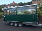Demountable Trailer