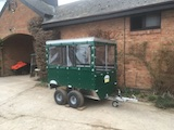 ACBT-8R buggy at Newmarket Stud Farm