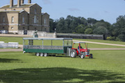 Holkham Estate trailer