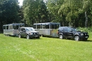 Trailers at Bramham